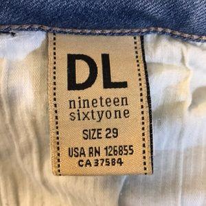 DL1961 Jeans - DL1961   Riley Boyfriend Jeans in Riverside